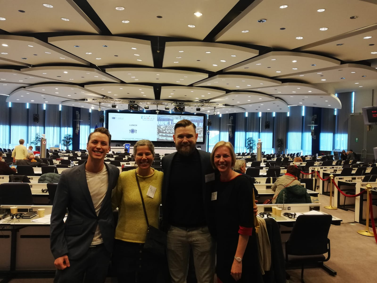 "Sudjelovali smo na konferenciji ""Towards inclusion"" u Bruxellesu"