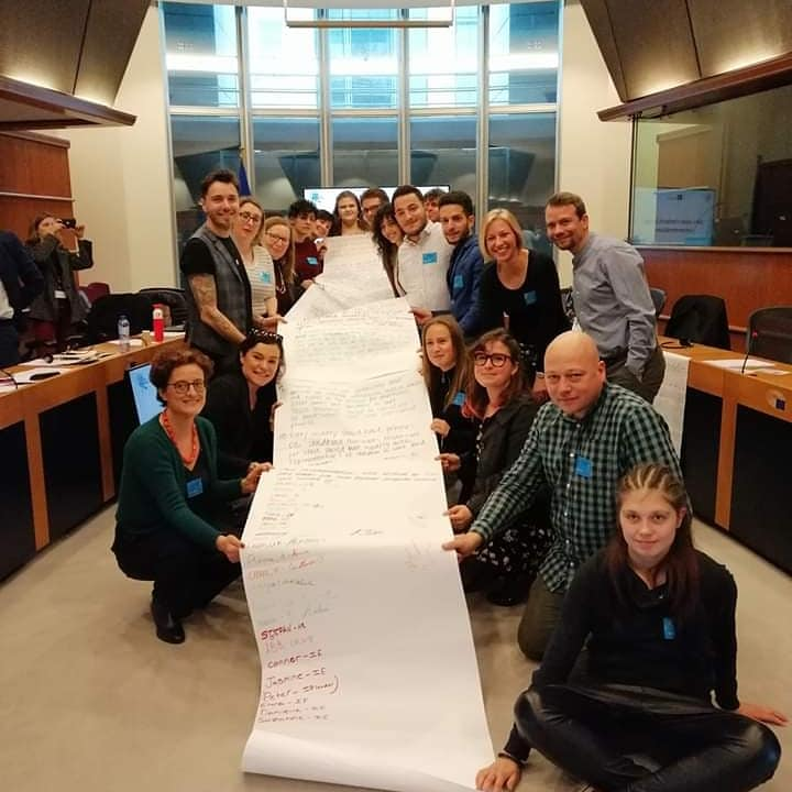 Preporuke mladih Europe za unapređenje standarda tijekom i nakon života u alternativnoj skrbi