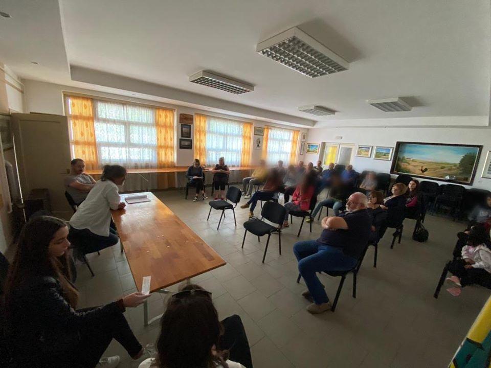 Inicijalni susret u sklopu projekta Putokaz