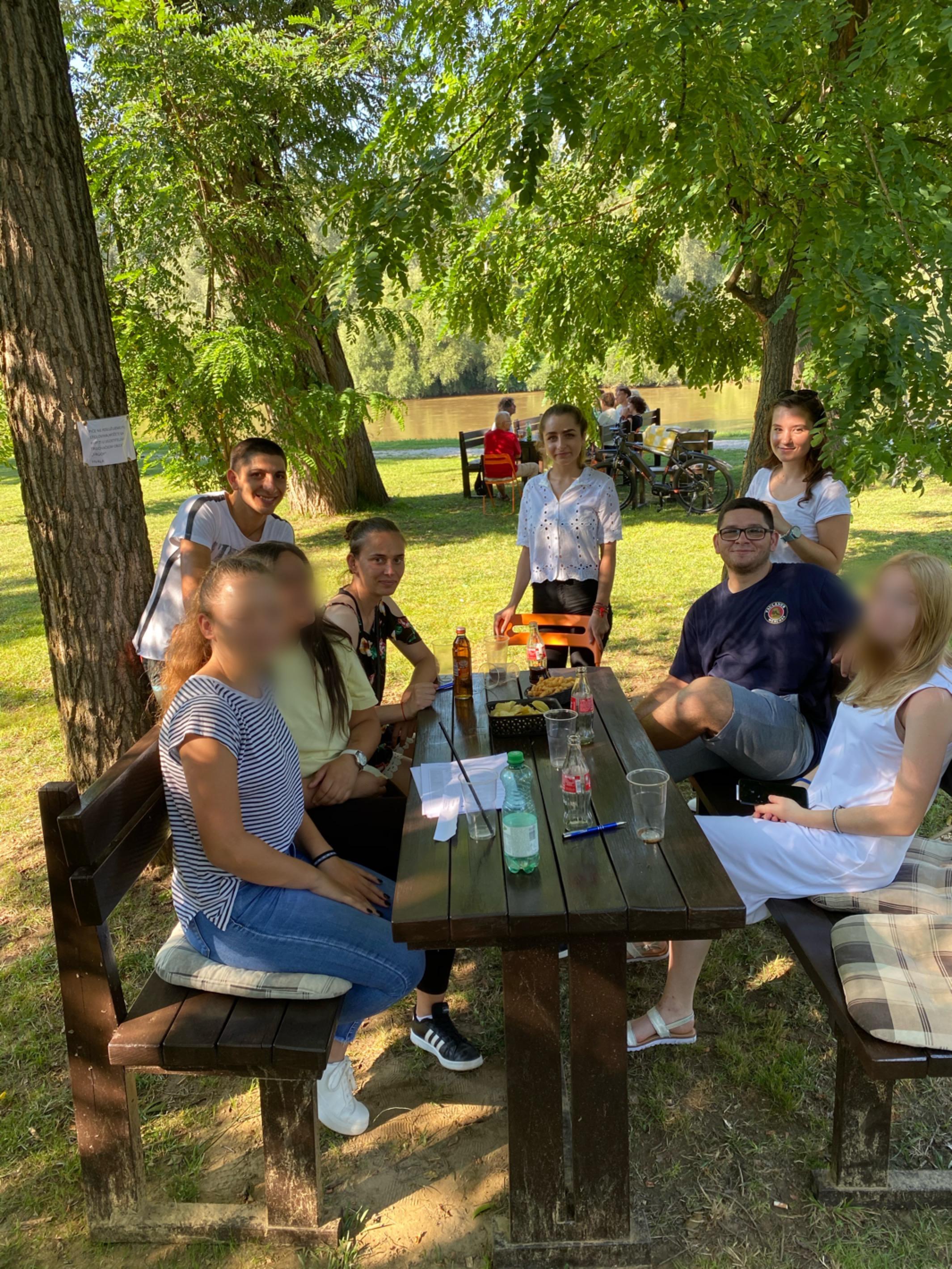 Edukativna radionica poticanja međunarodne mobilnosti u Međimurskoj županiji