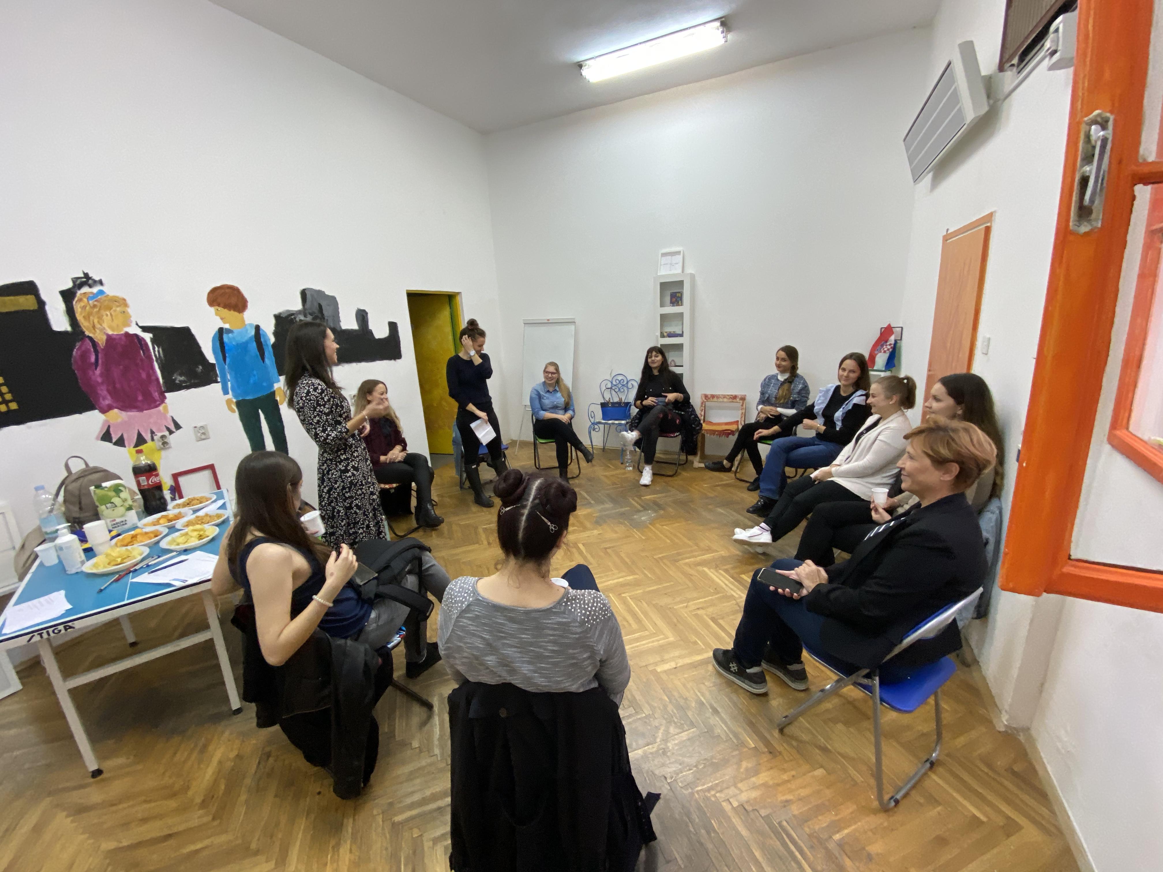 Posljednja edukativna radionica u sklopu projekta Zovu nas daljine održana je u Zagrebu