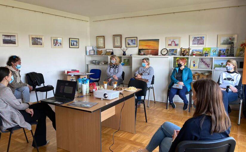 Održan prezentacijski susret projekta Putokaz u Vukovaru