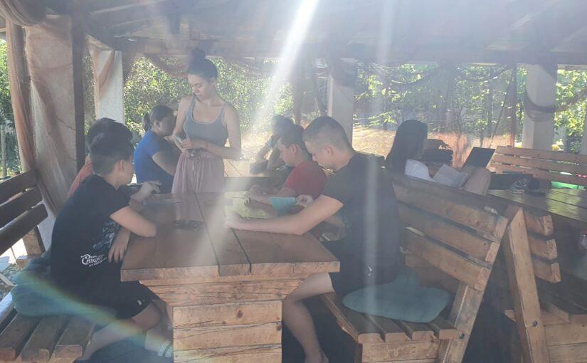 Održan 4., zadnji kamp projekta Putokaz