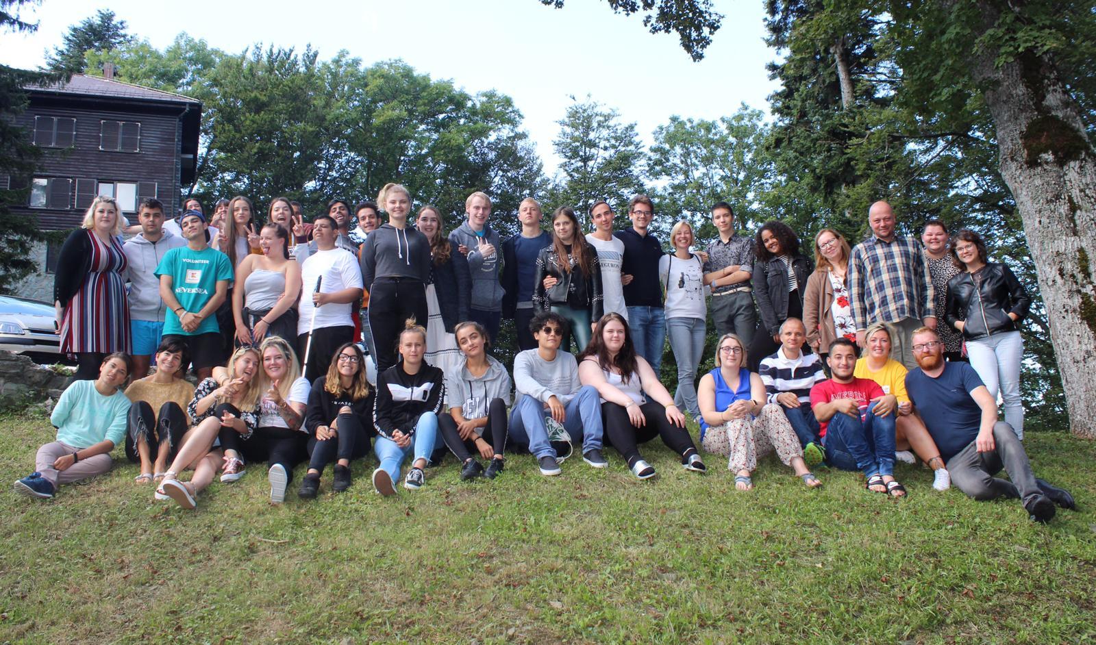 RAISE YOUR VOICE! CARE LEAVERS TALKING TO EUROPE – razmjena mladih na Sljemenu u okviru projekta LeaveCare-LiveLife