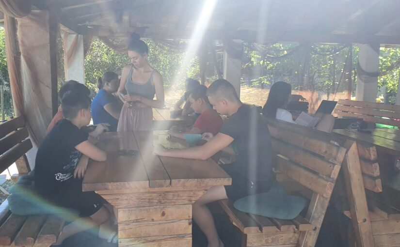 Održan 3., zadnji kamp projekta Putokaz